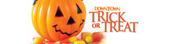 Downtown Trick or Treat October 23