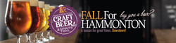 Fall Craft Beer & Spirits Trail-Downtown