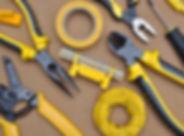 Outils de electrican