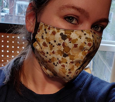 Fitted mask