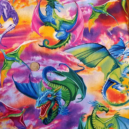 Standard Pad: Dragons