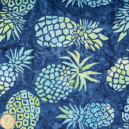 Masks: Pineapple Batik