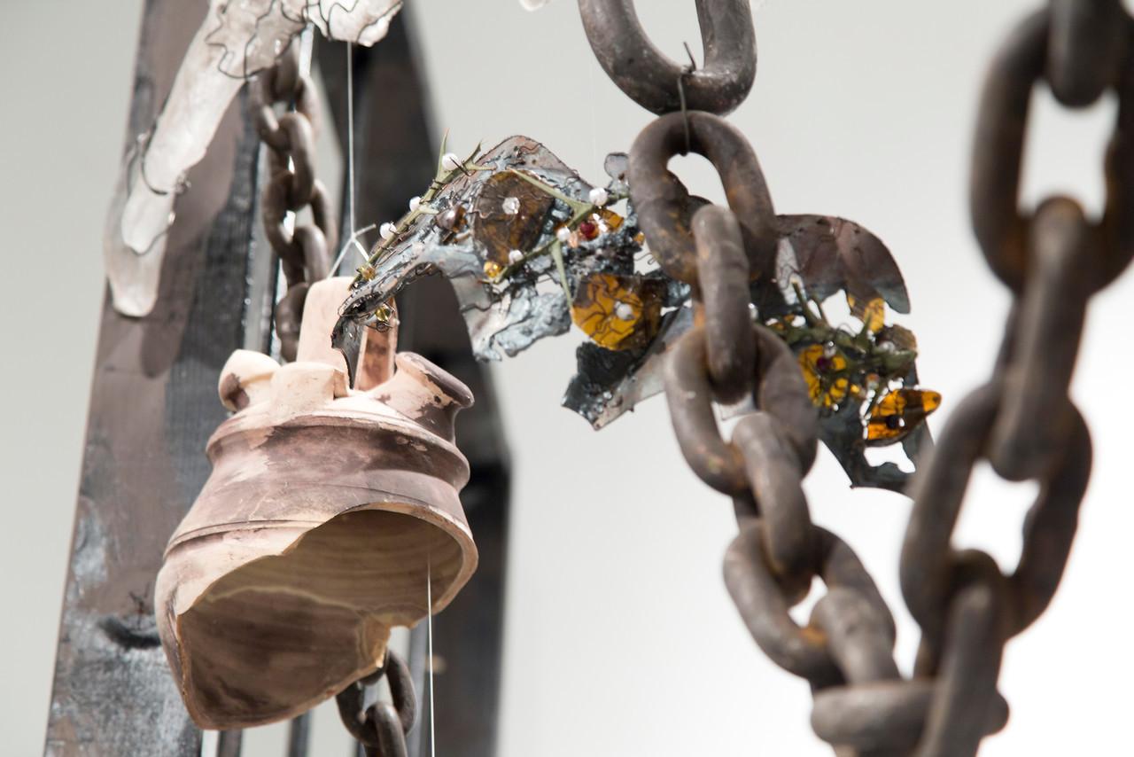 Art Dustin Shores Installation Given Bre