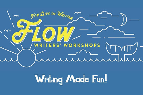 Writing Made Fun - 4-Day Learning Retreat