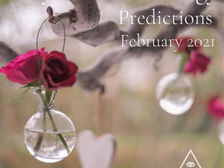Mystical Astrology: February 2021 Predictions