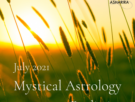 Mystical Astrology: July 2021 Predictions
