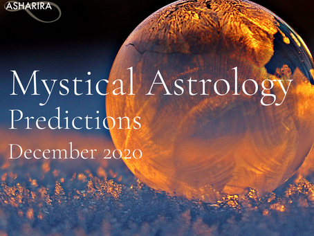 Mystical Astrology: December 2020 Predictions