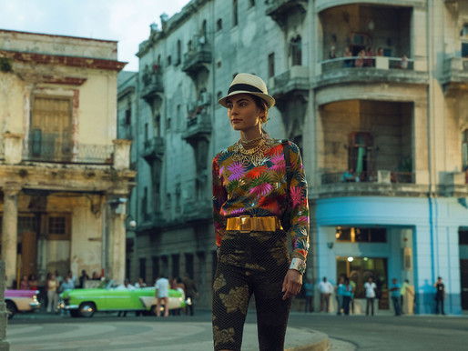 Trend #2 - Cuban-inspired