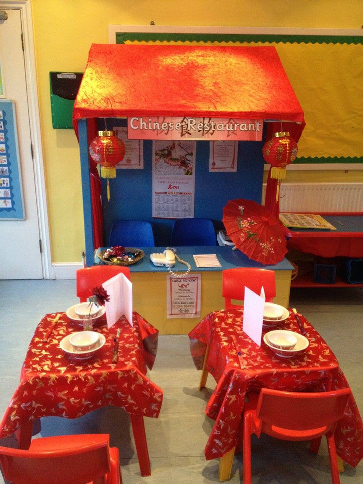 Our Chinese Restaurant Role Play