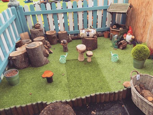Our Imagination Garden