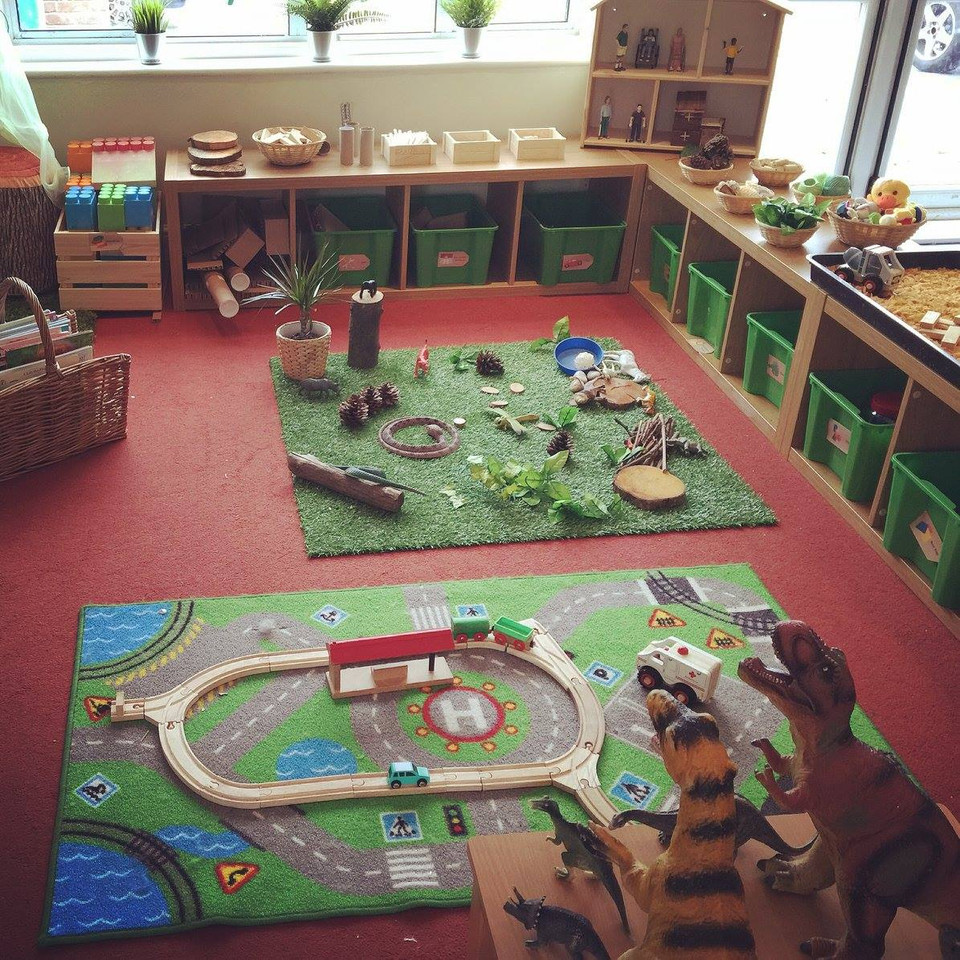 Indoor Small World