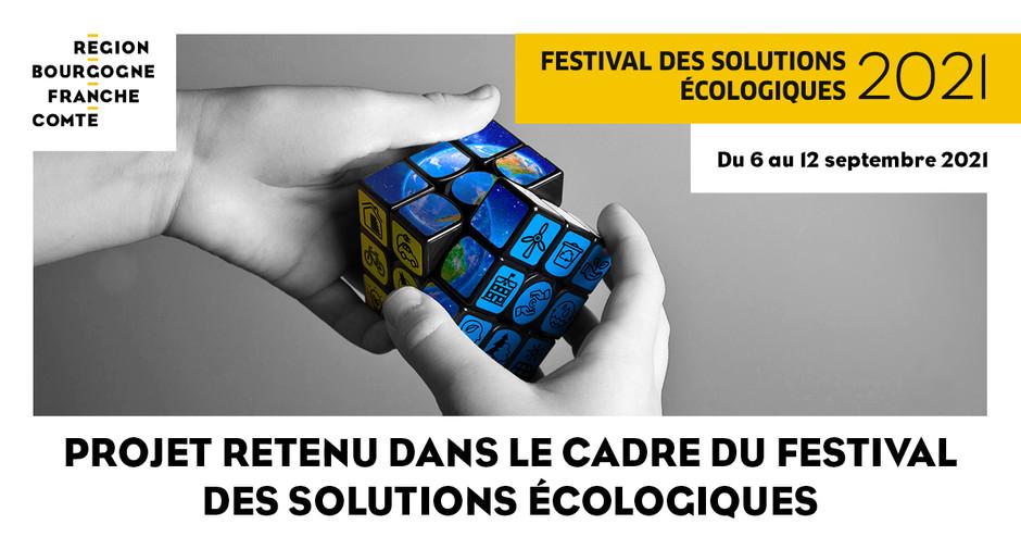 Les portes ouvertes de mon atelier avec le Festival des Solutions Écologiques !