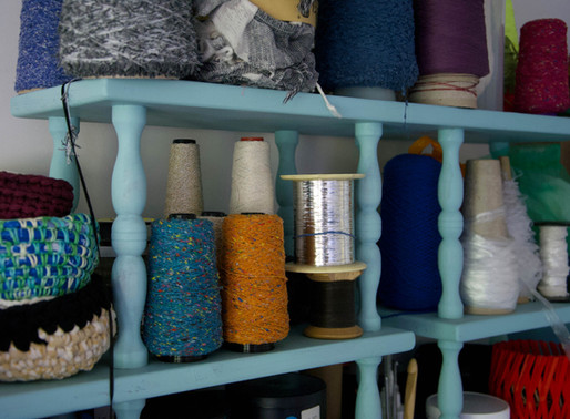 Goûter textile connecté avec la Citronnade / Fashion Revolution Week