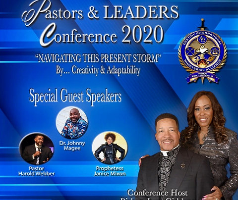 Pastors and Leaders Conference 2020 - CD Series