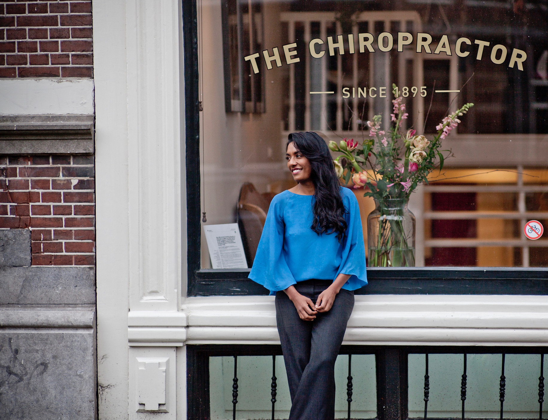 The Chiropractor | Sunitha Athisdam