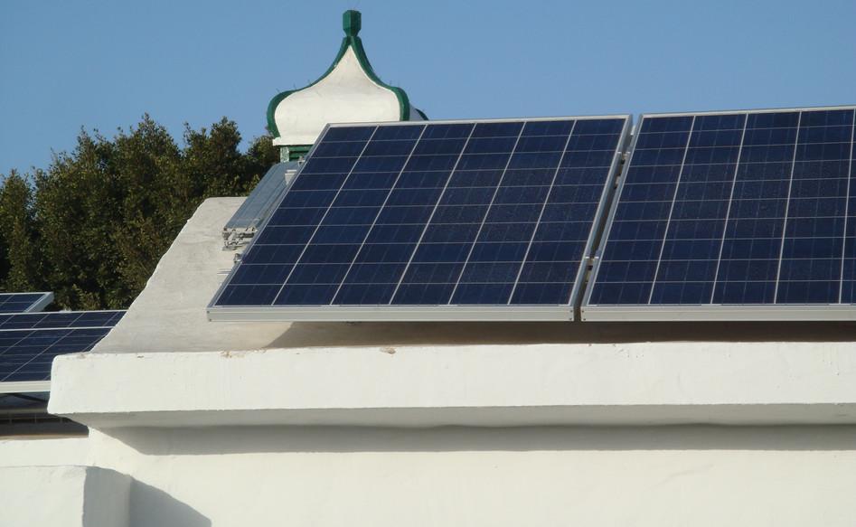 Sistema Fotovoltaico 54kW