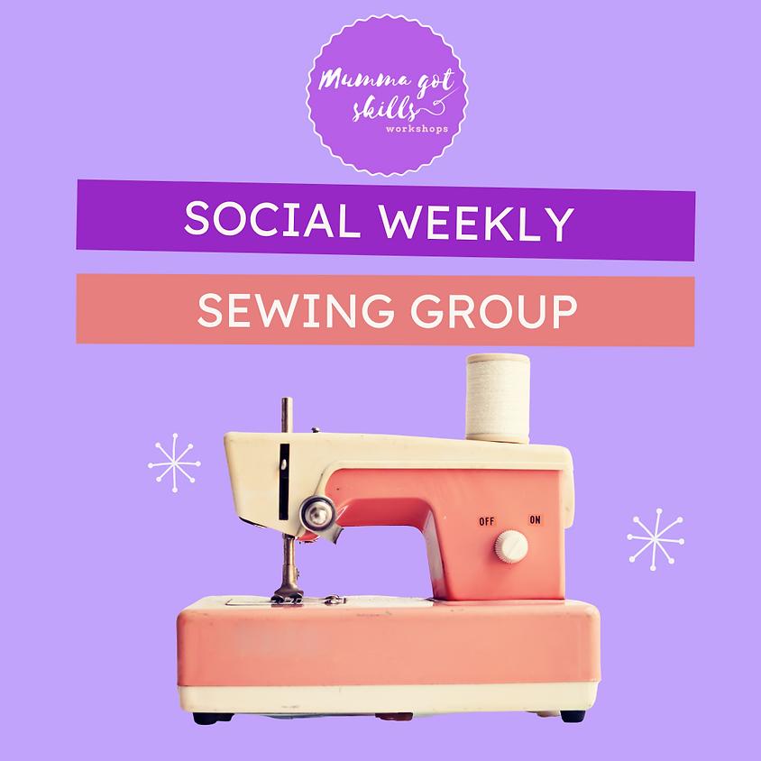 Weekly Social Sew