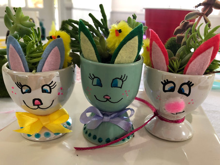 Easter craft for the whole family!
