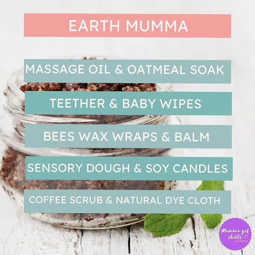 Mums and Bubs Earth Mumma (August)
