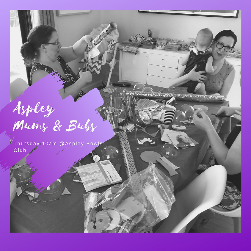 Aspley Mums and Bubs Craft Group