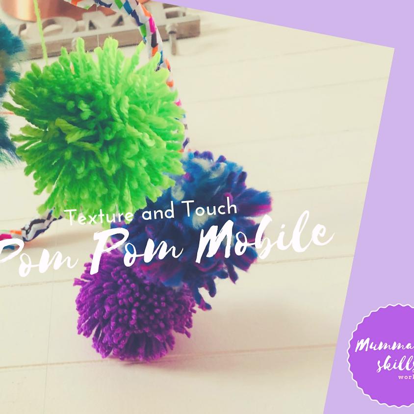 Mums and Bubs Pom Pom Mobile Workshop