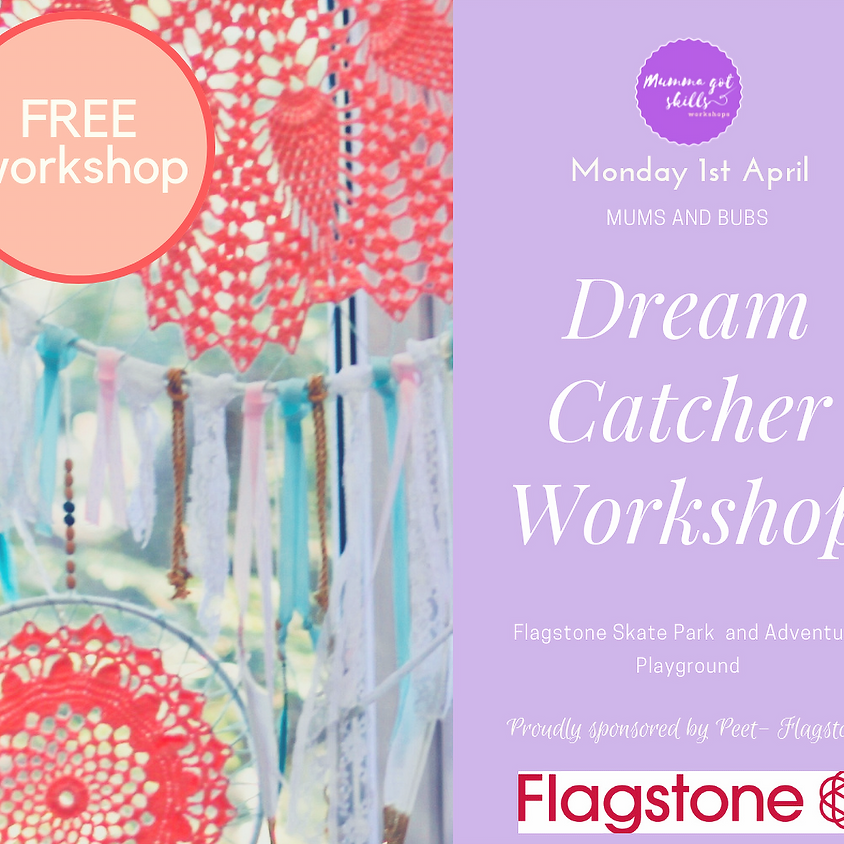 FREE Mums and Bubs Mini Dream Catchers