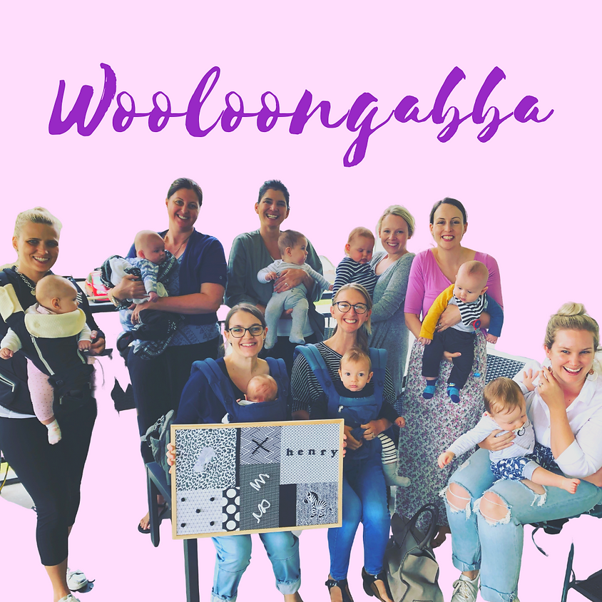 Wooloongabba Mums and Bubs Craft Group