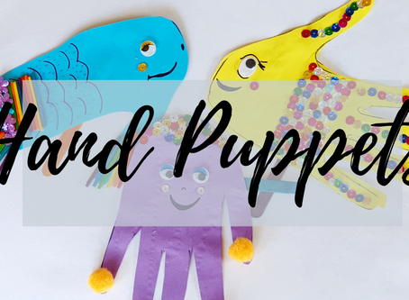 Kids Hand Puppets