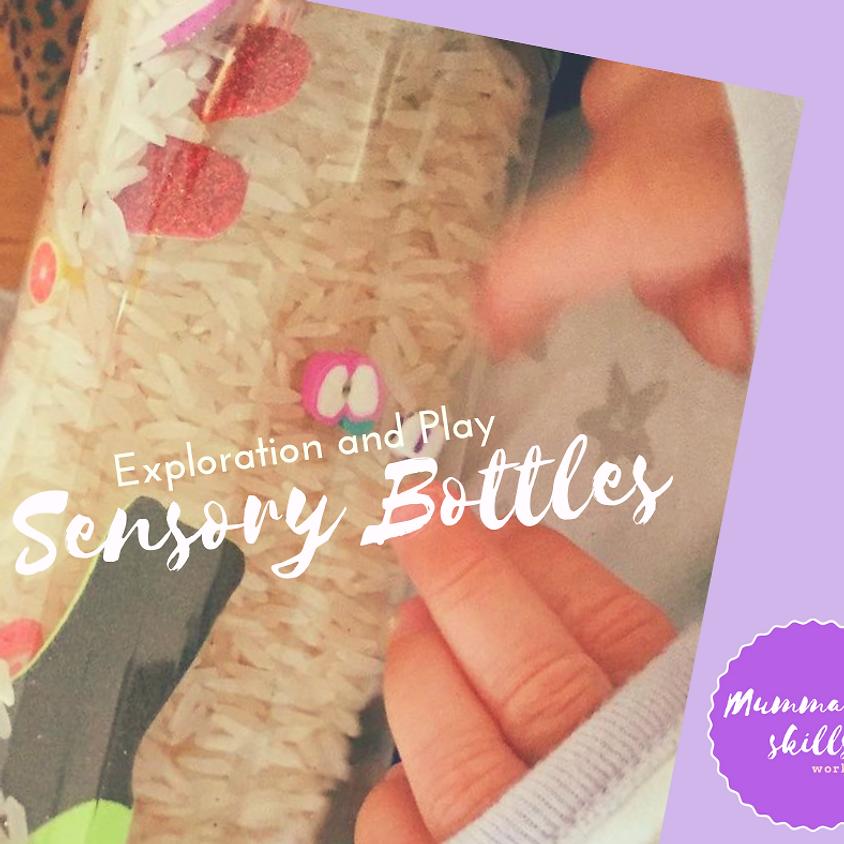 Mums and Bubs Sensory Bottles