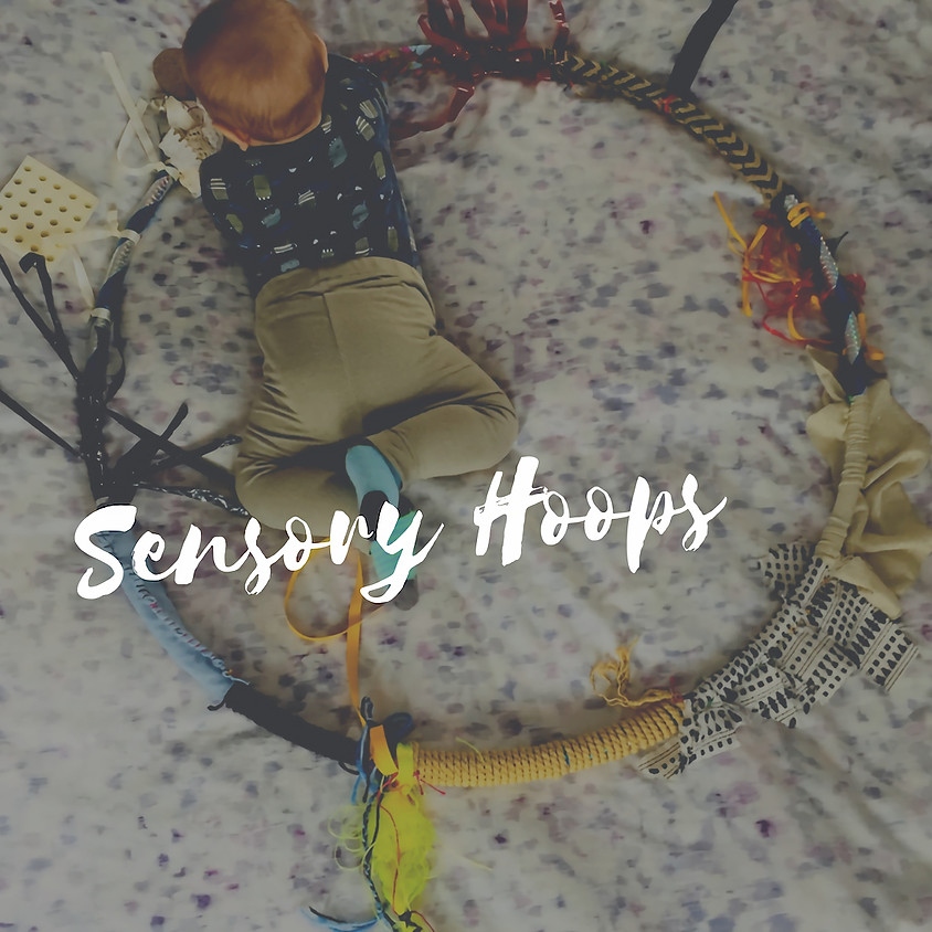 (Sold Out) Sensory Hoops