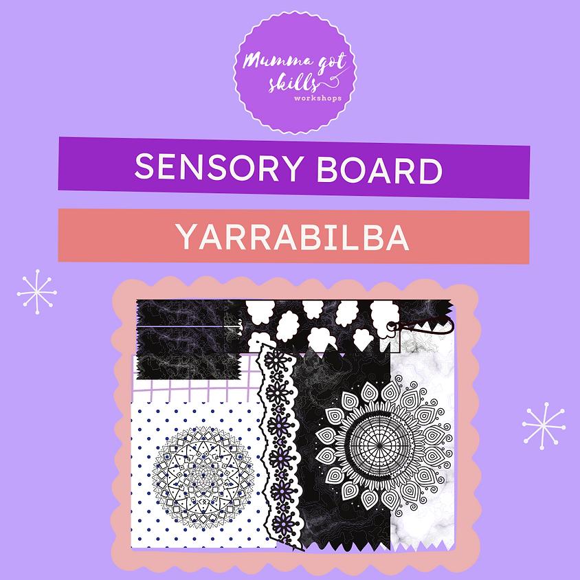 Yarrabilba Sensory Board Workshop
