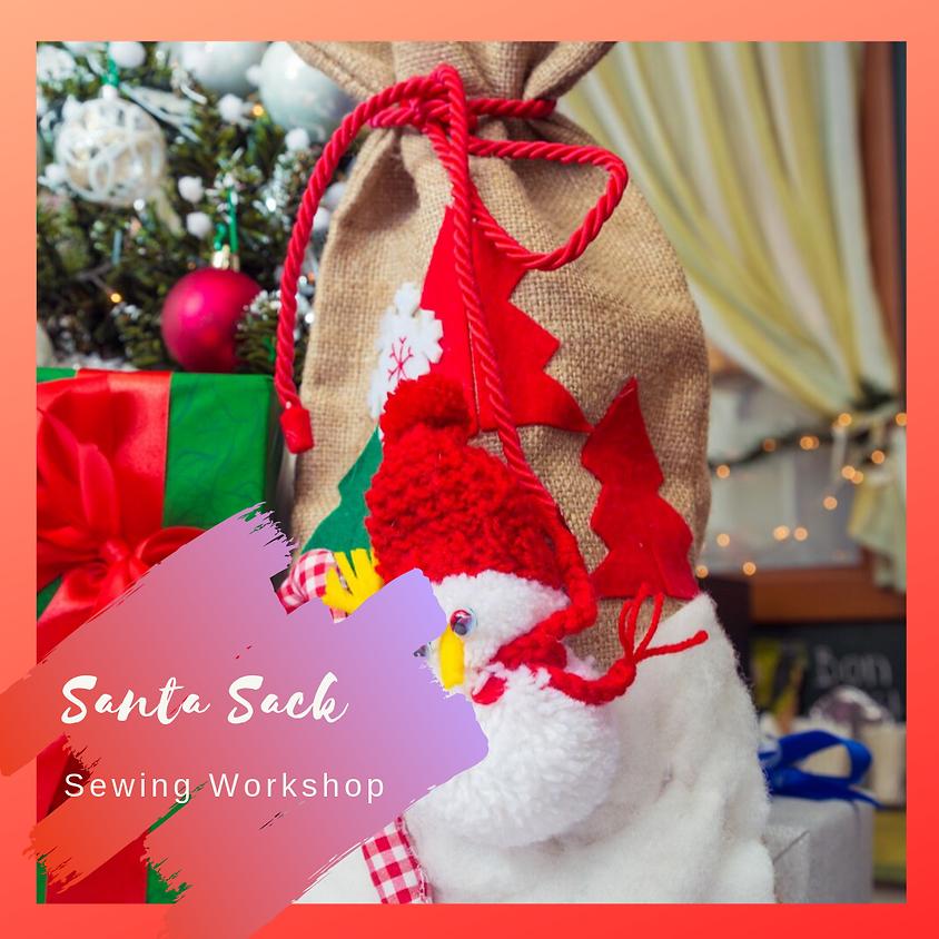 Sew a Santa Sack