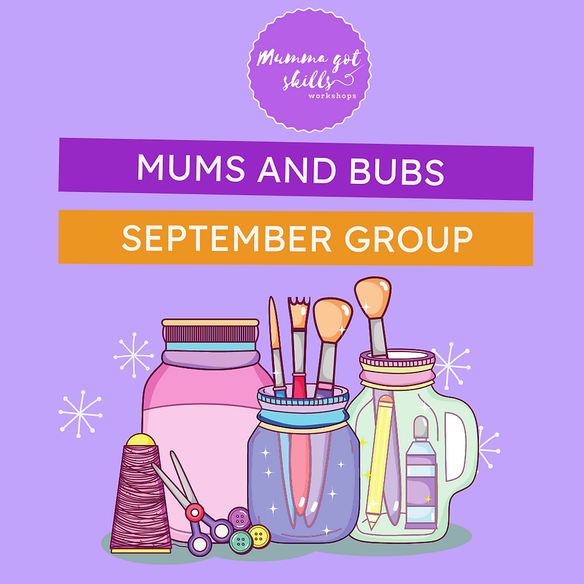 Mums and Bubs September Group