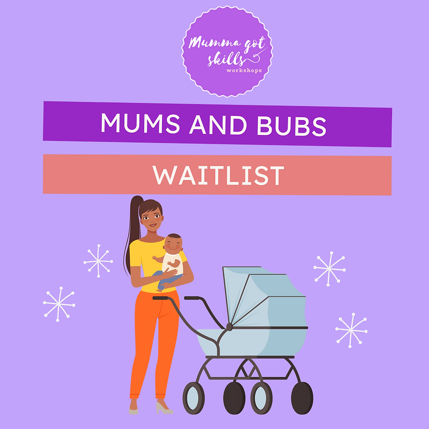 Waitlist Mums and Bubs Craft Group