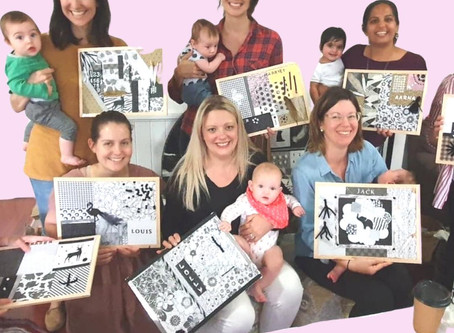 Using Creativity for Mental Wellbeing as a New Mum