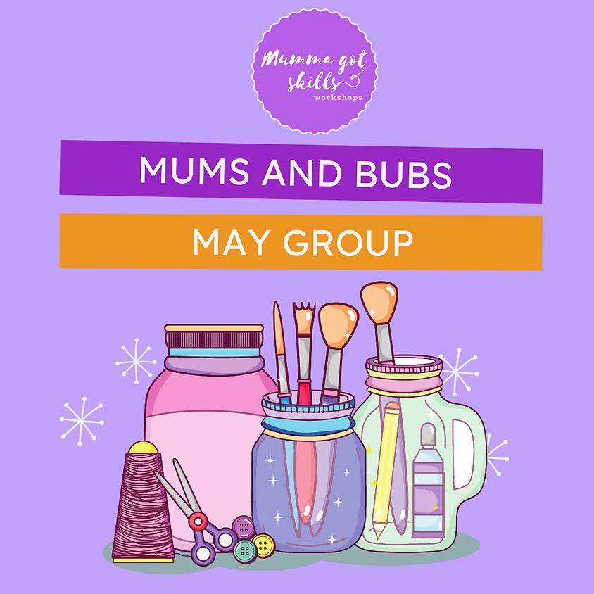 Mums and Bubs May Group