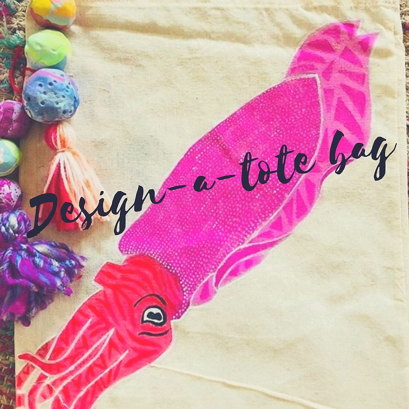 Mums and Bubs Design-a-tote Bag (1)