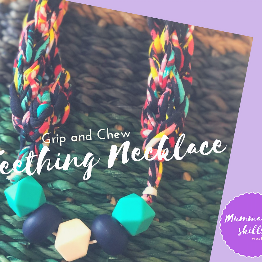 Mums and Bubs Teething Necklace Workshop