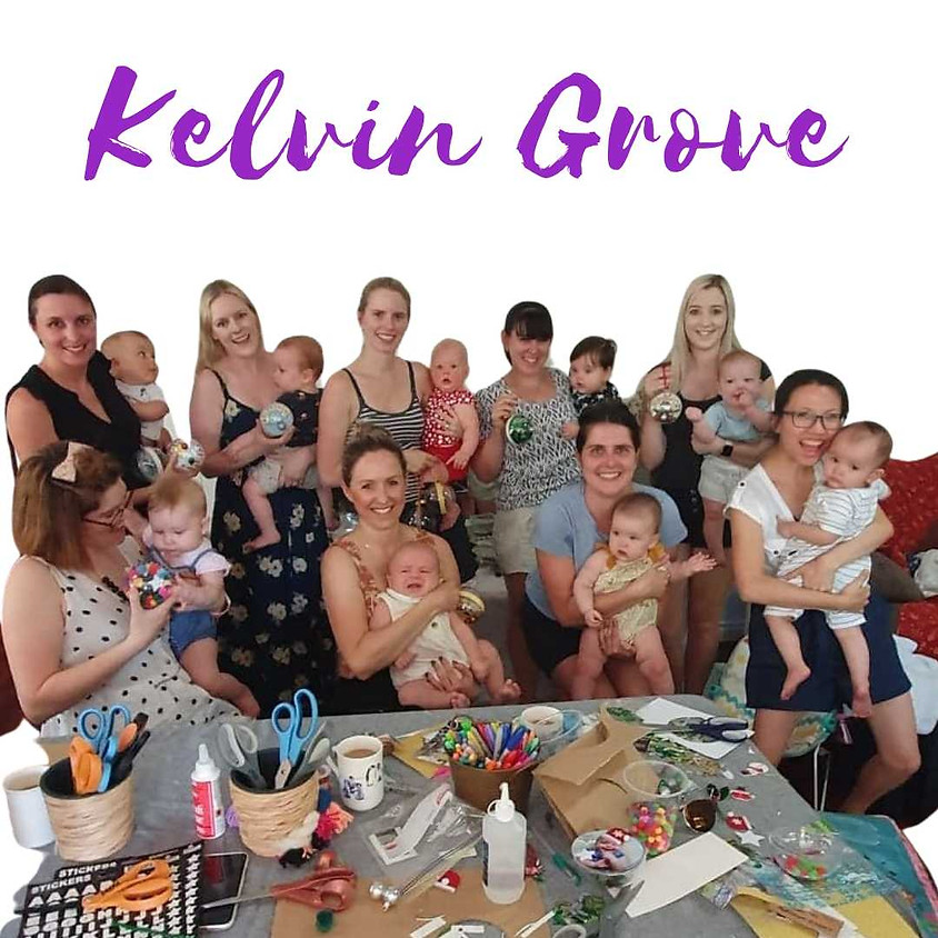 Kelvin Grove Mums and Bubs Craft Group