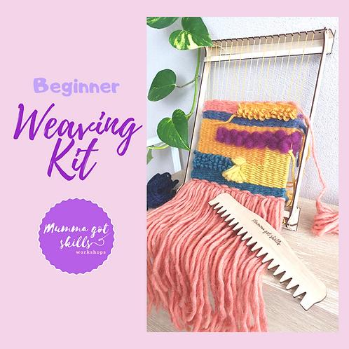 Beginner Weaving Kit