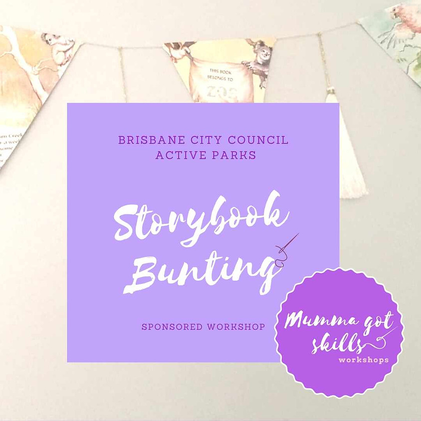 Active Parks: StoryBook Bunting