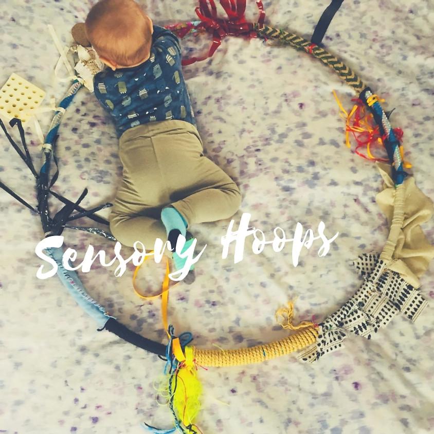 Mums and Bubs Sensory Hoops