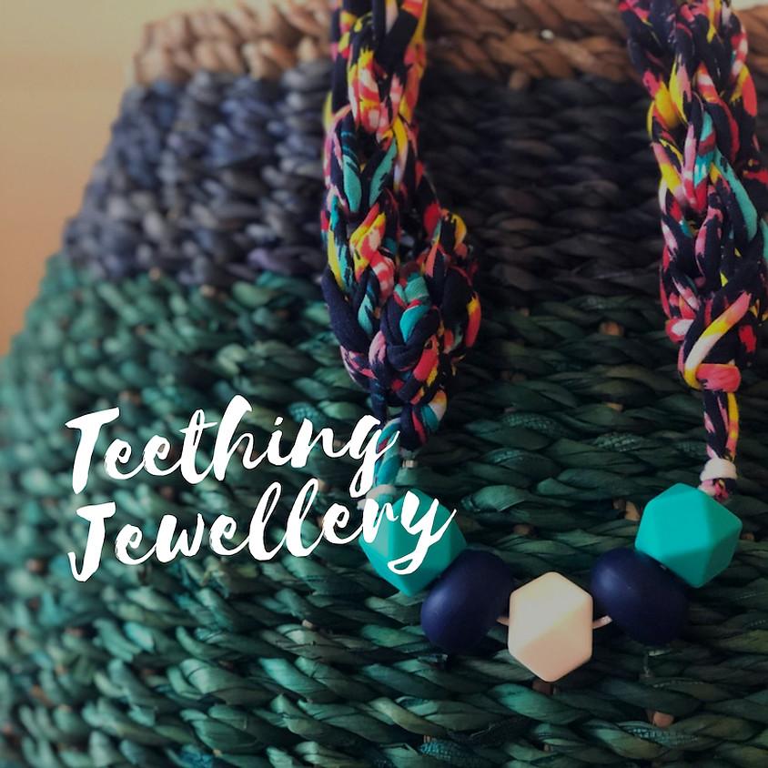Teething Necklace Workshop