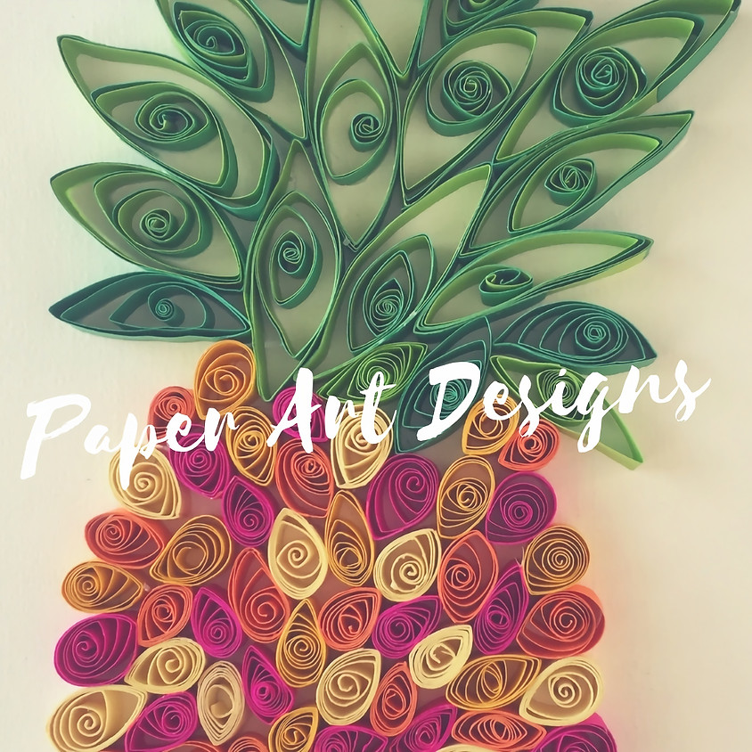 Mums and Bubs Paper Art Designs (Quilling)