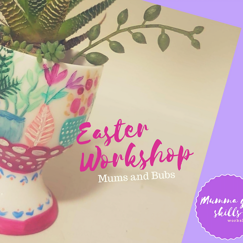 Mums and Bubs Easter Workshop