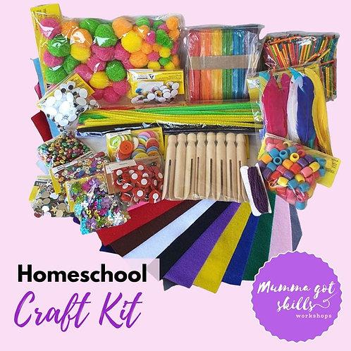 Homeschool Craft Kit