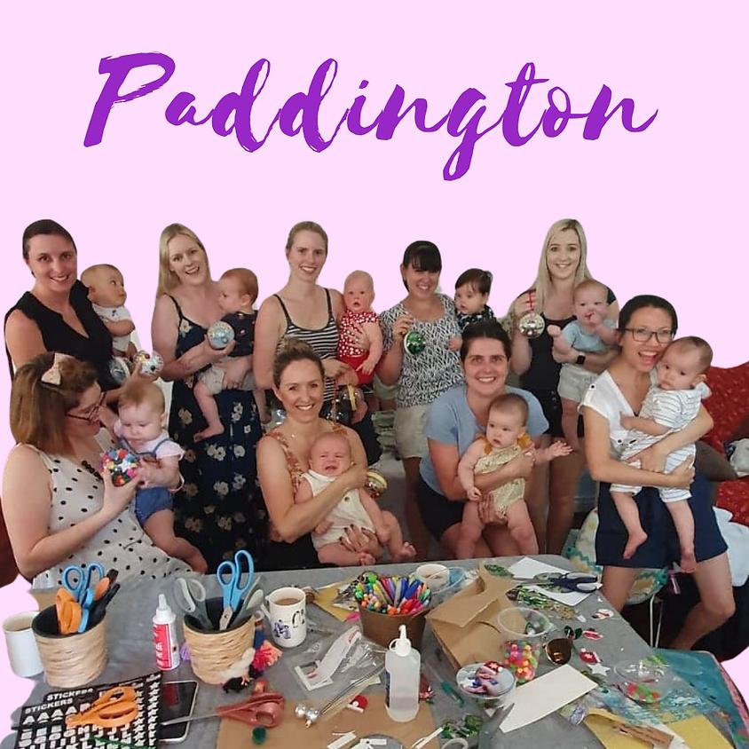 Paddington Mums and Bubs Craft Group