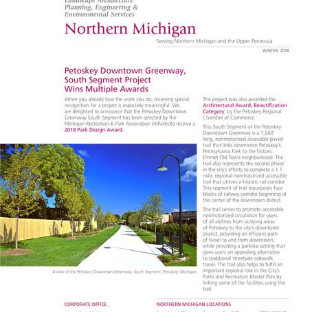 Northern Michigan Winter Newsletter