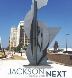 City of Jackson receives award for Jackson: Next Master Plan