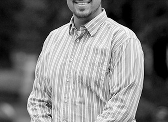 Brad Bouchard Joins Landscape Architecture Team